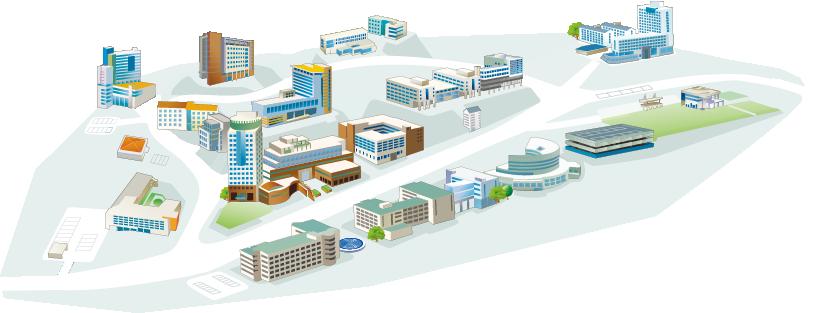 인제대학교 캠퍼스맵